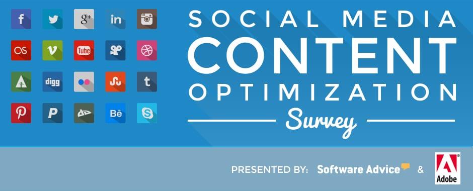 Social Media Content Optimization Survey