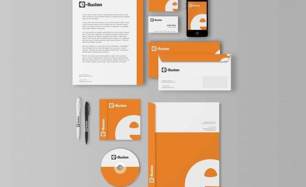 Versatile/Flexible logo design examples