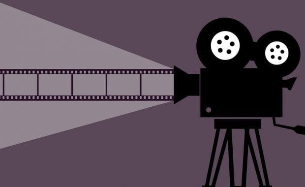 film camera graphic