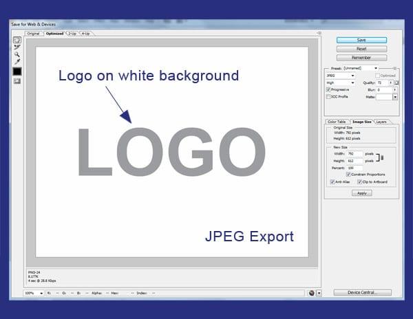 jpeg-export