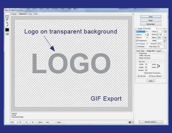gif export