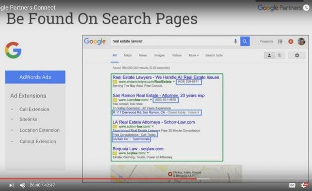 Digital Marketing tips - Google Partners Connect
