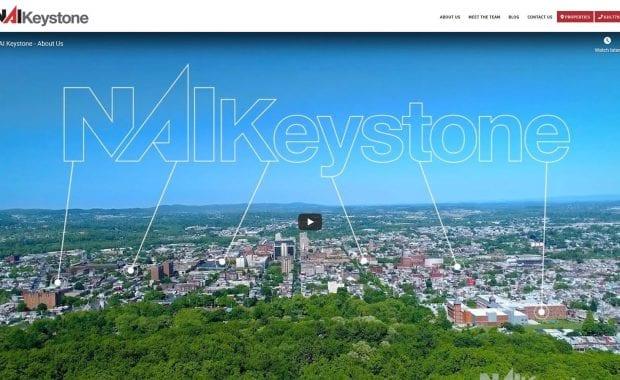 NAI Keystone Website
