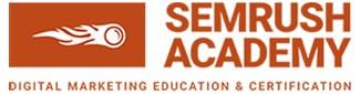SEMRush Academy Certification