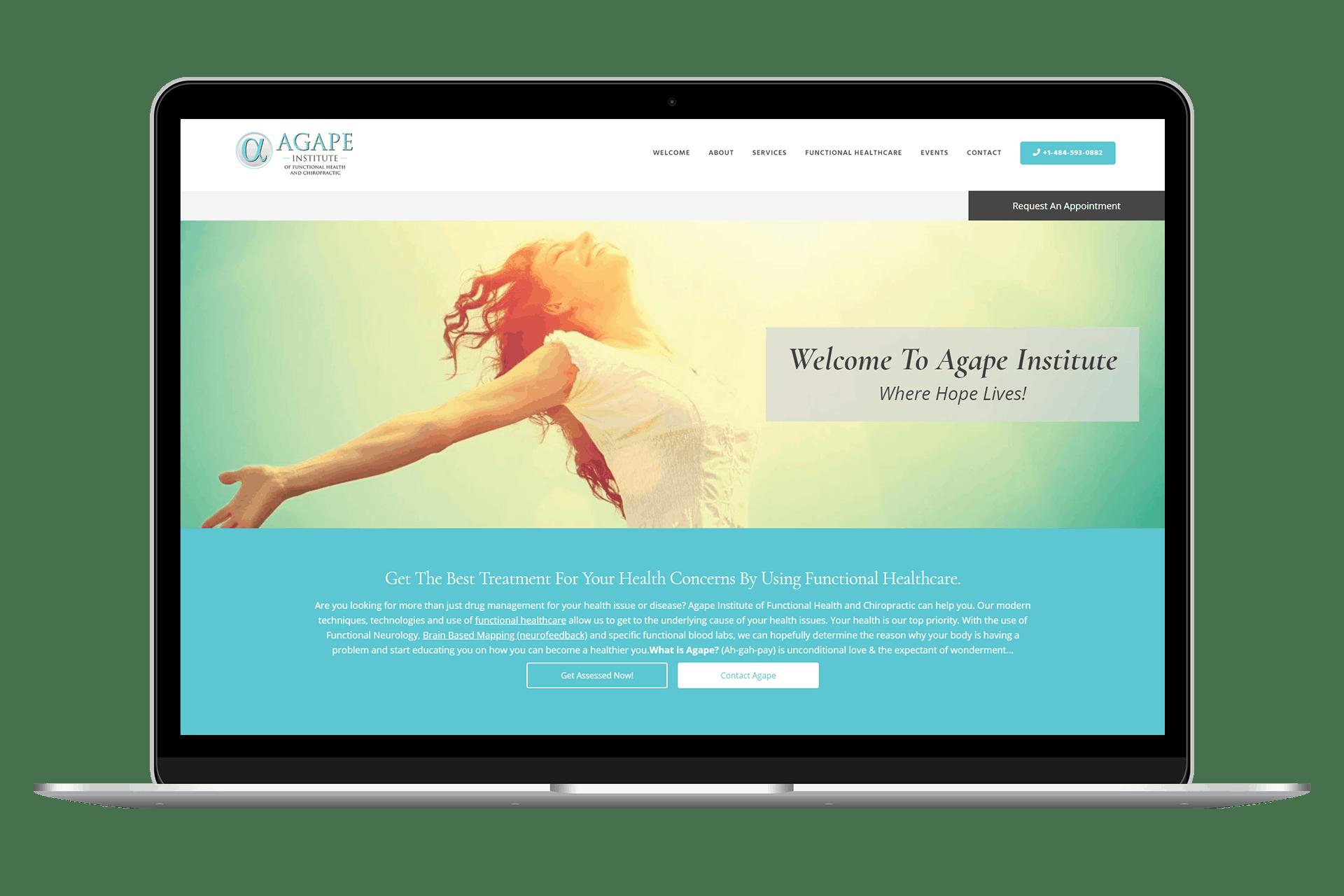 Agape Institute Of Functional Health & Chiropractic