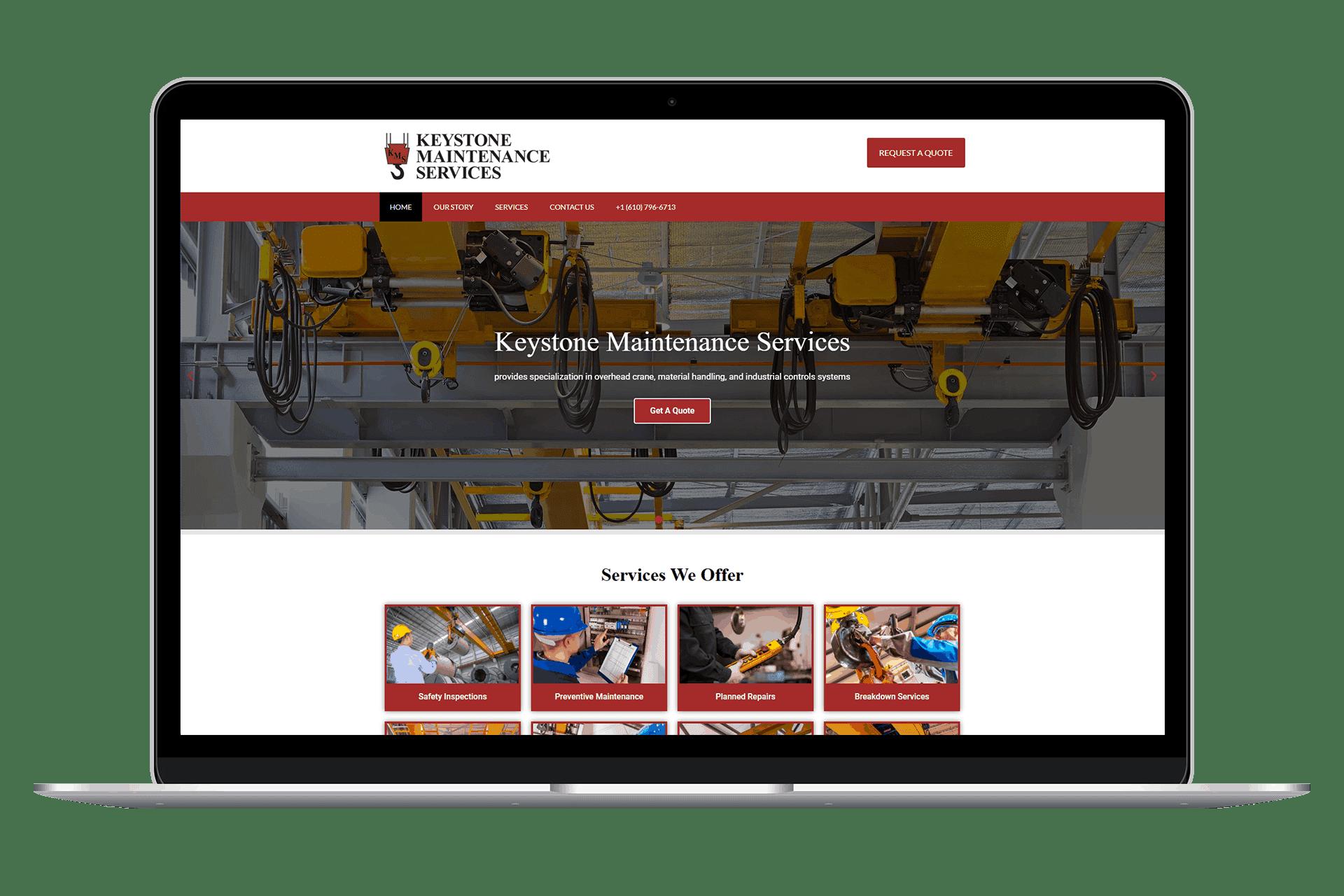 Keystone Maintenance Services