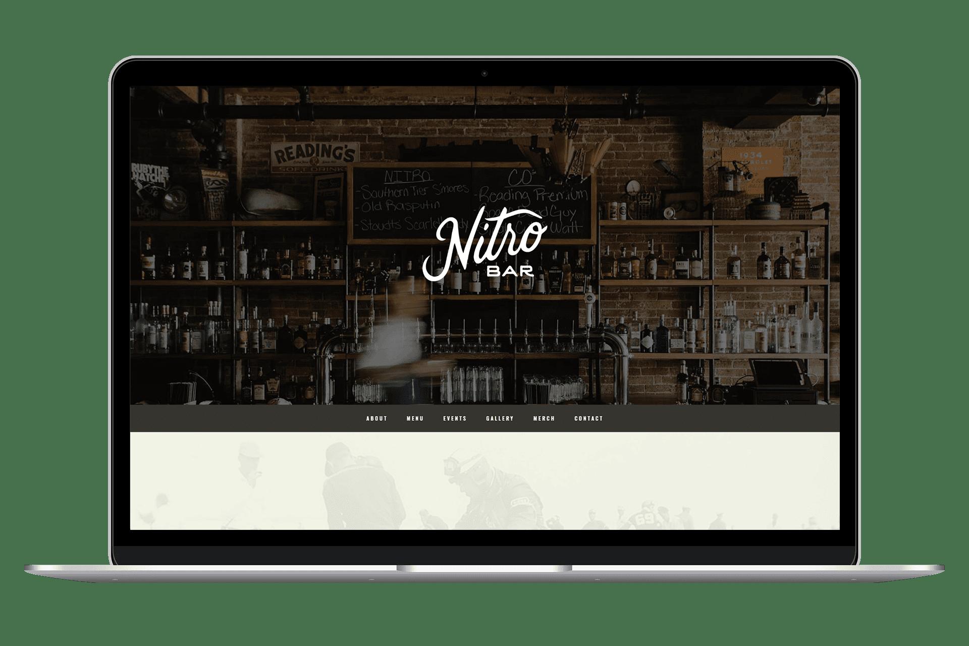 Nitro Bar, West Reading