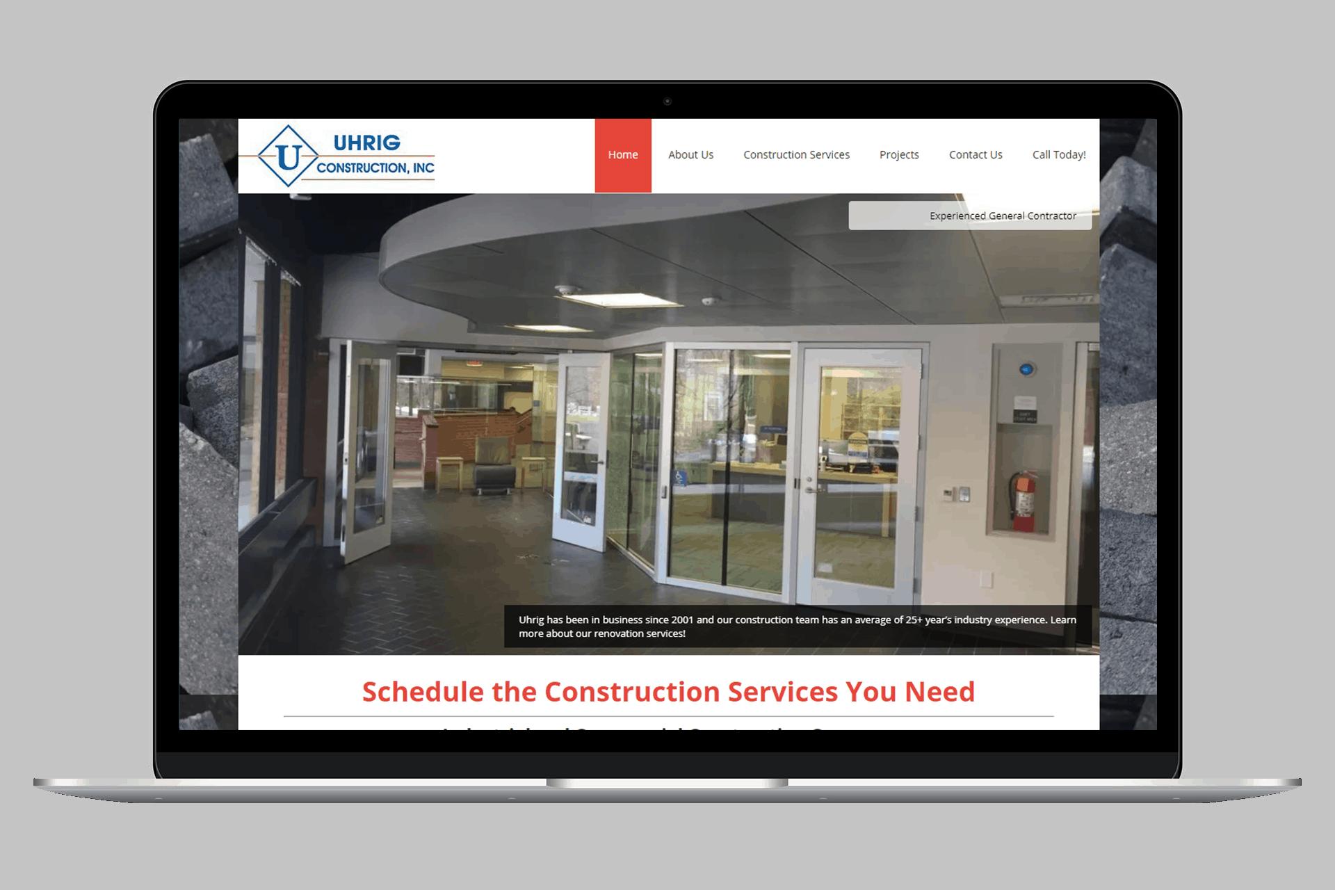 Uhrig Construction, Inc.